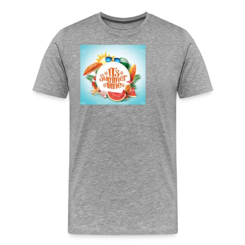Barbaros - Premium-T-shirt herr