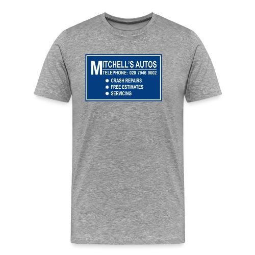 Mitchells-Autos - Men's Premium T-Shirt