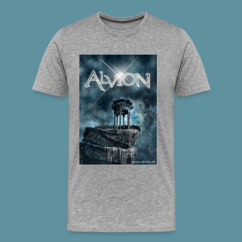 AlvionProphezeiung jpg - Männer Premium T-Shirt