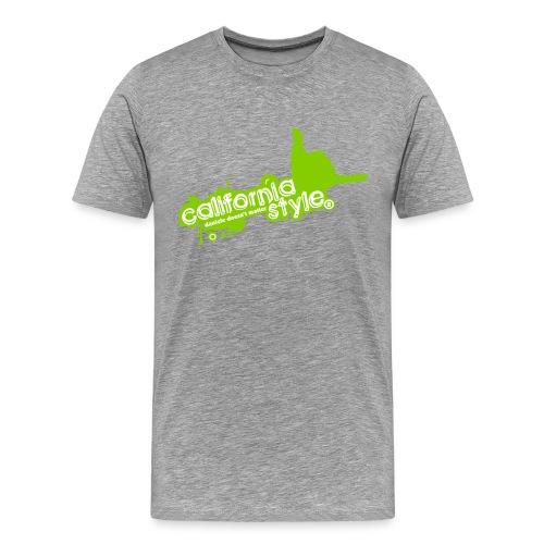 california style 2 - Maglietta Premium da uomo