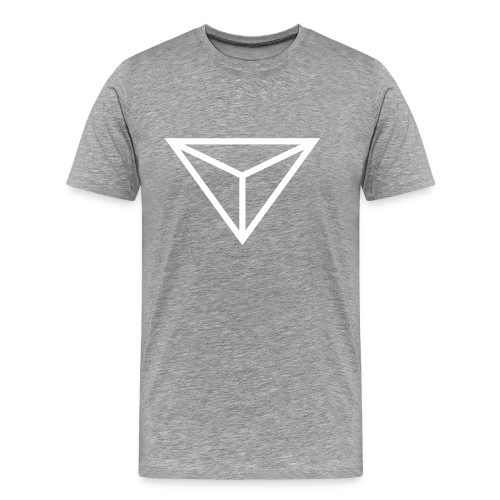 Dragons Eye - Premium-T-shirt herr
