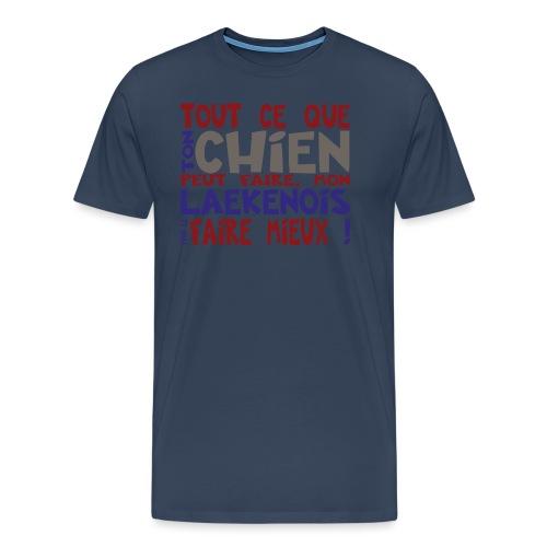 mieux crole - T-shirt Premium Homme