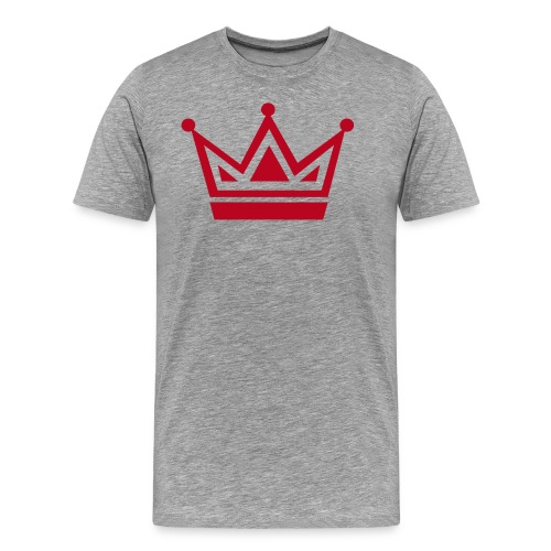 Black Crown - Men's Premium T-Shirt