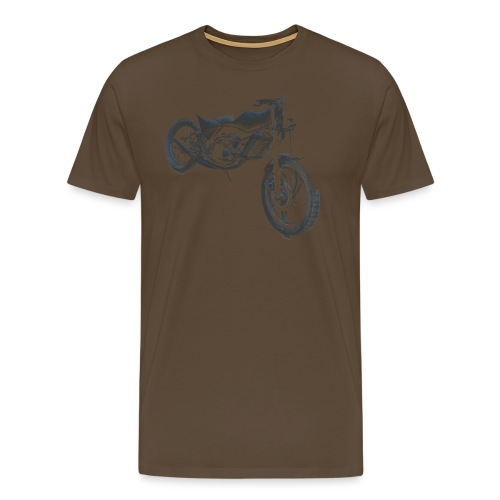 bike (Vio) - Men's Premium T-Shirt
