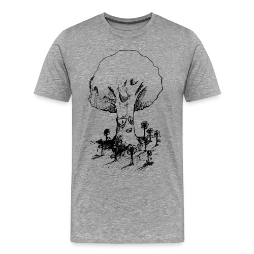 Sage Tree - Men's Premium T-Shirt