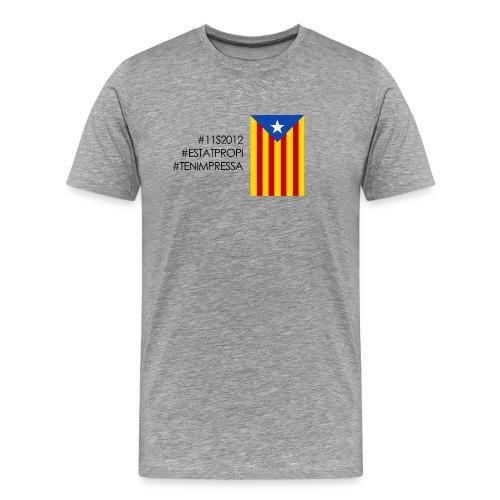 xapes png - Men's Premium T-Shirt