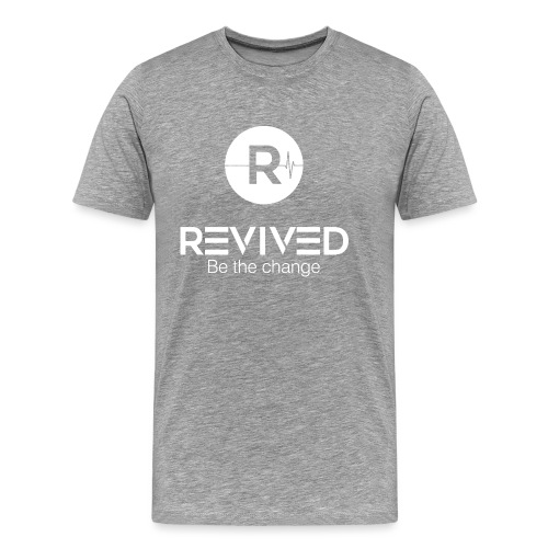 Revived Be the change - Men's Premium T-Shirt