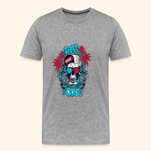 Graffiti Design - Men's Premium T-Shirt