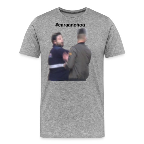 caraanchoa - Camiseta premium hombre