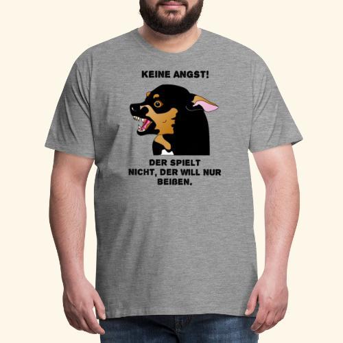 Keine Angst - Männer Premium T-Shirt