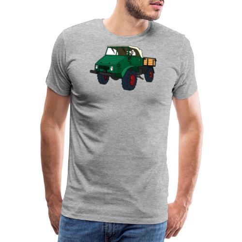 Mog 401 - Männer Premium T-Shirt