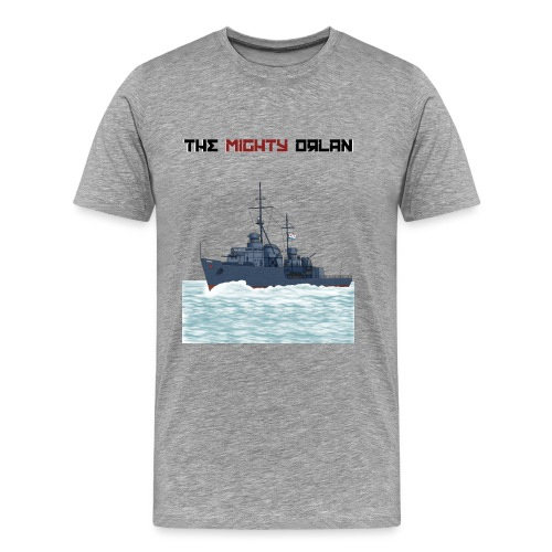 The Mighty Orlan - Men's Premium T-Shirt