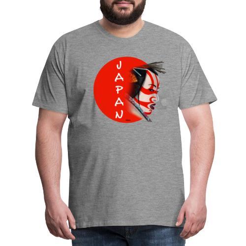 Japon - Camiseta premium hombre