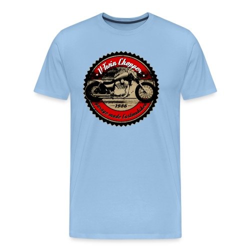 CHROMELESS V2 CHOPPER VOL 1 - Männer Premium T-Shirt