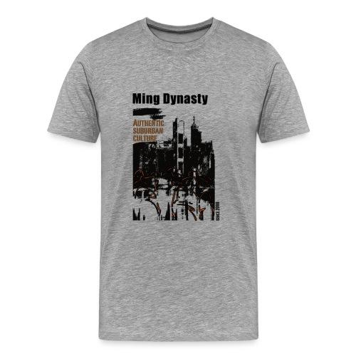 md shirt urban5 - Männer Premium T-Shirt