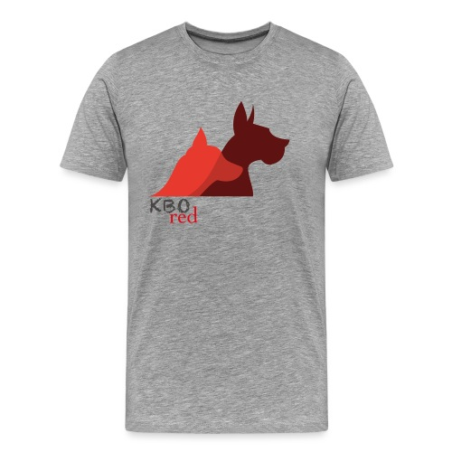 Kbo(s)Red - T-shirt Premium Homme