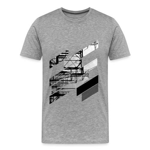 elektric - Men's Premium T-Shirt