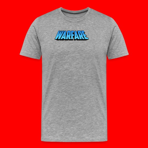 Warfare 2018 Logo Printed Merchandise - Men's Premium T-Shirt