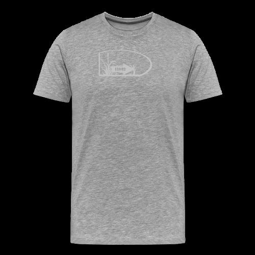LEAFED :gray: - Männer Premium T-Shirt
