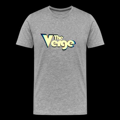 The Verge Vin - T-shirt Premium Homme