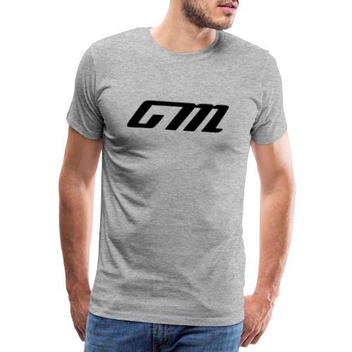GM - Camiseta premium hombre