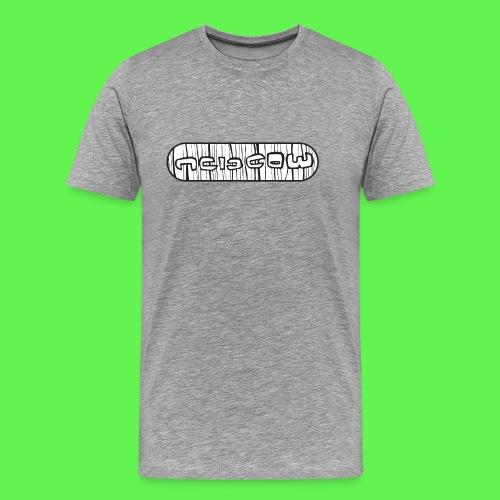 Acid cow - Men's Premium T-Shirt