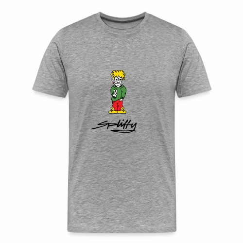 spliffy2 - Men's Premium T-Shirt