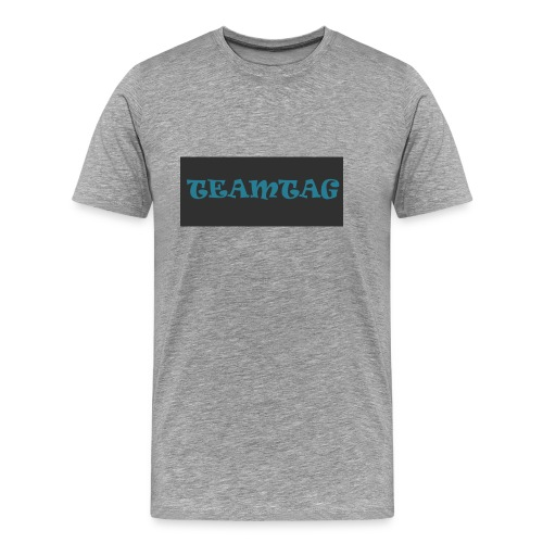 #TEAMTAG Clothing Line 1 - Men's Premium T-Shirt