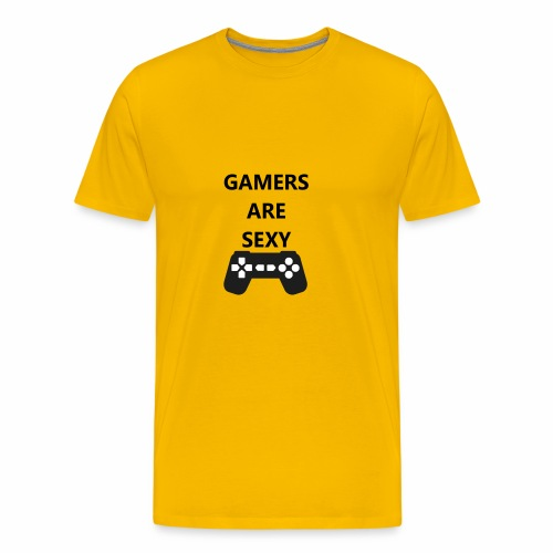 GASController - Men's Premium T-Shirt