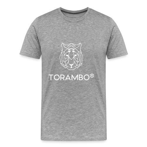 White Torambo - Männer Premium T-Shirt