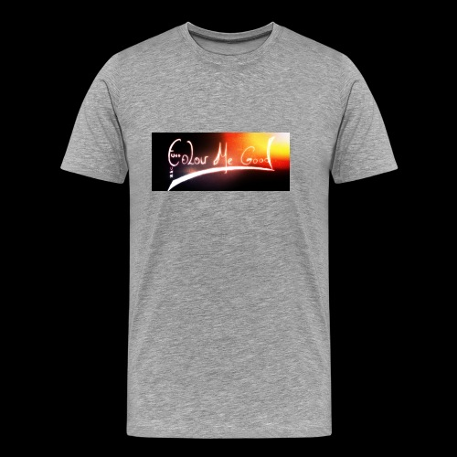 Colour me (f***) me Good - Men's Premium T-Shirt