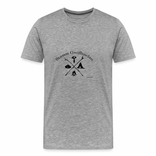 Lagerleben - Männer Premium T-Shirt