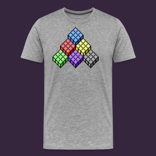Iso - T-shirt Premium Homme