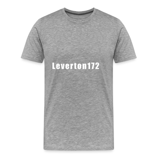 Plain white - Men's Premium T-Shirt