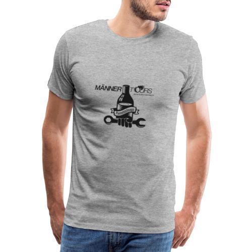 Pannenschnaps - Männer Premium T-Shirt
