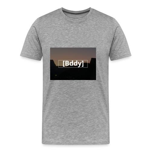 Bddyclan logo - Männer Premium T-Shirt