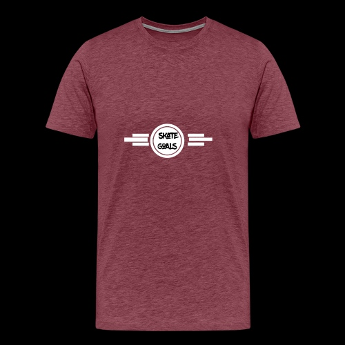 THE ORIGINIAL - Mannen Premium T-shirt