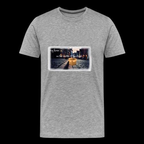 HOUSE SERIES - Mannen Premium T-shirt
