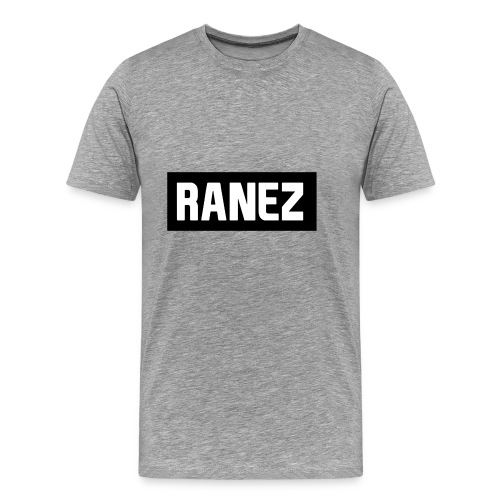RANEZ MERCH - Men's Premium T-Shirt