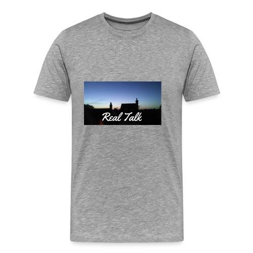 Real Talk - Men's Premium T-Shirt