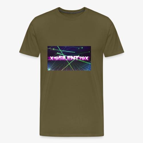 EB8BB481 5B11 483D 8DCD EDE72DF36DFD - Men's Premium T-Shirt
