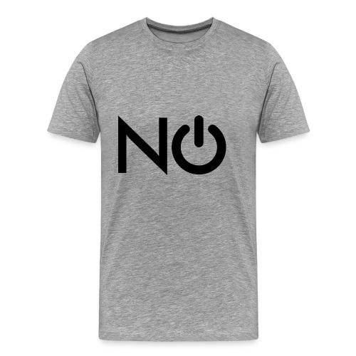 NerdOff™ - Camiseta premium hombre