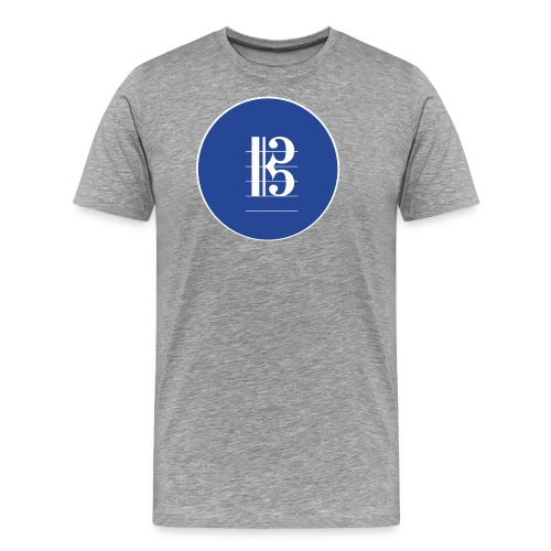 Znak playcelloobwtenor - Koszulka męska Premium