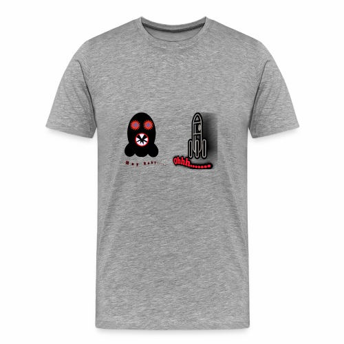Alien baby - Men's Premium T-Shirt
