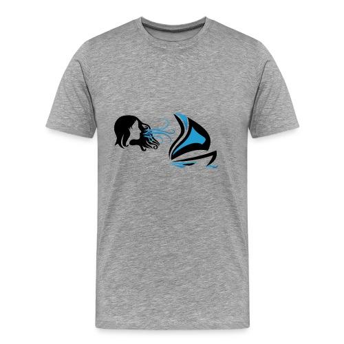 Des Voiles & Femmes - T-shirt Premium Homme