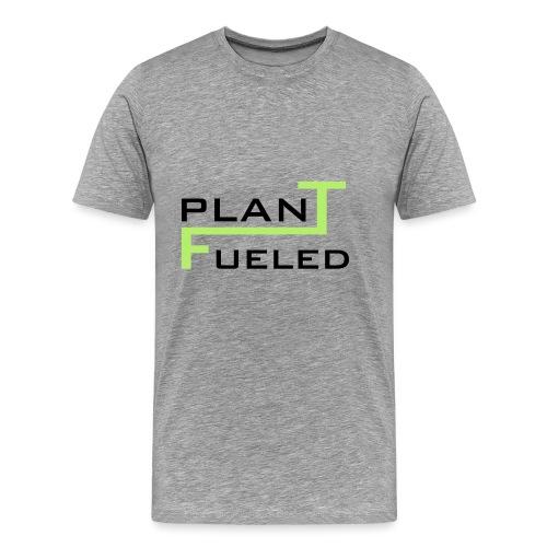 PLANT FUELED - Männer Premium T-Shirt