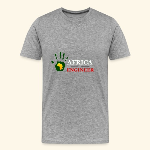 engineer - T-shirt Premium Homme