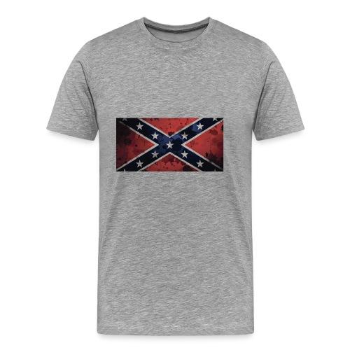 rebell - Premium T-skjorte for menn