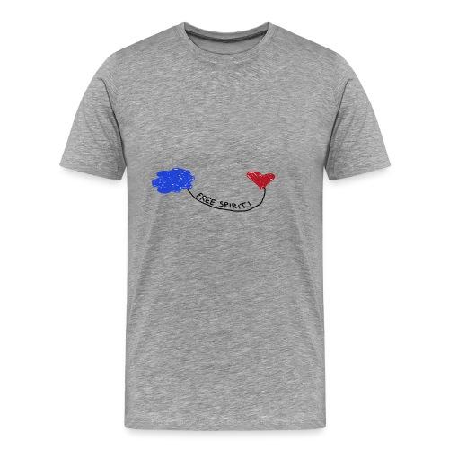freespirit - Maglietta Premium da uomo