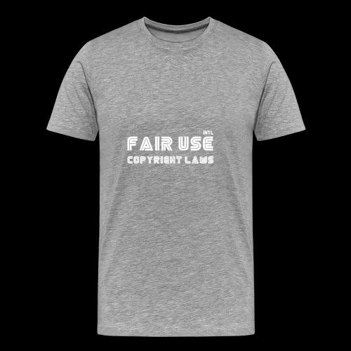 laws - Men's Premium T-Shirt